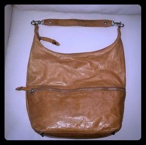 Hobo international slouchy leather brown bag